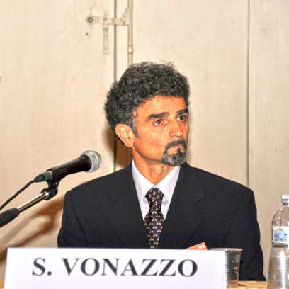Salvatore Vonazzo laureato in educazione fisica a Firenze