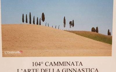104° Camminata L'Arte della Ginnastica
