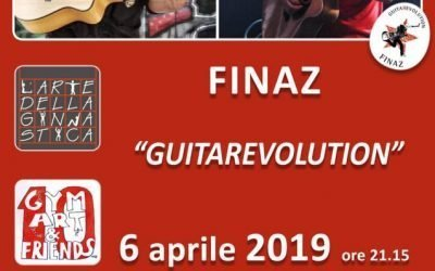 "FINAZ, ""GUITAREVOLUTION"""