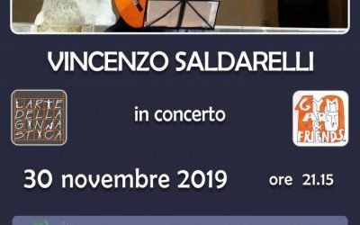 Gym Art & Friends Concerto 30  novembre 2019