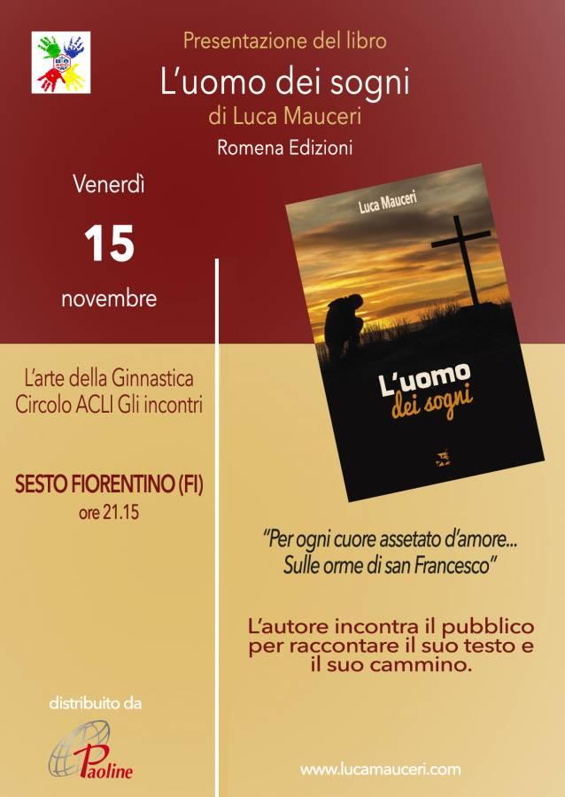 Presentazione libro Luca Mauceri