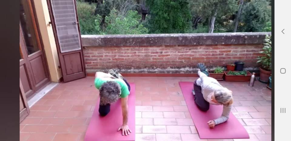 38° lezione di Ginnastica colore verde tris ! Ginnastica ,allungamento muscolare,rilassamento!