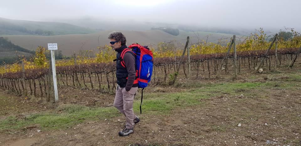 116° Camminata l'Arte della Ginnastica ! Francigena tappa Bolsena /Montefiascone !